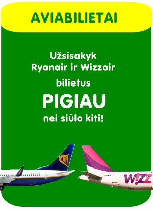 aviabilietai