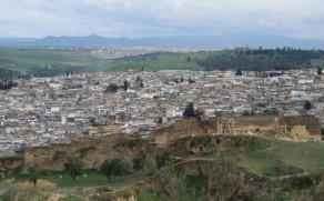 Marokas. Lankytinos vietos Fese
