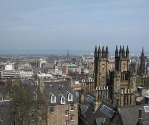Keletas įdomių lankytinų vietų Edinburge