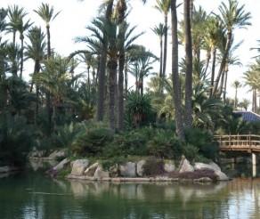 Pasivaikščiokime po Alikantės parkus