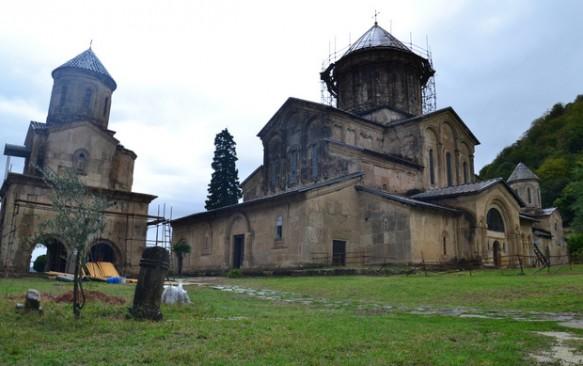 Gelačio vienuolynas – išskirtinis architektūrinis paminklas netoli Kutaisi