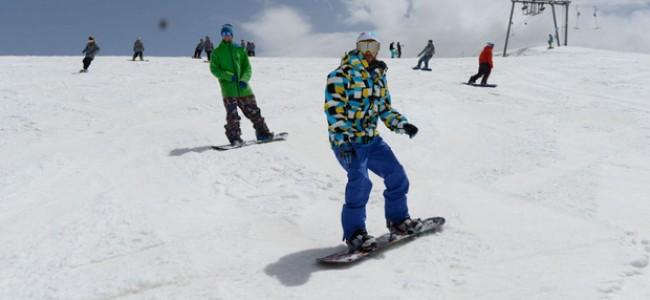 Slidinėjimas netoli Miuncheno ir V. Gigevič patarimai besiruošiantiems slidinėti