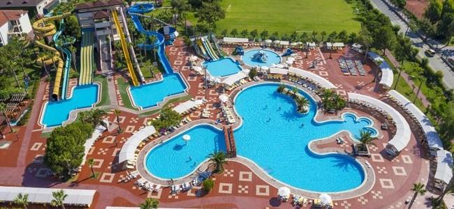 TURKIJA: 7 n. CLUB HOTEL TURAN PRINCE 5* viešbutyje su AI maitinimu tik nuo 442 €/asm.