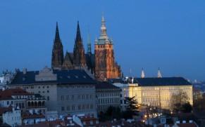 Šiluma dvelkianti Praha