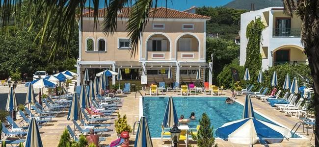 ZAKINTAS! 7 n. IONIS ART 4* viešbutyje su viskas įskaičiuota tik 749 €/asm.