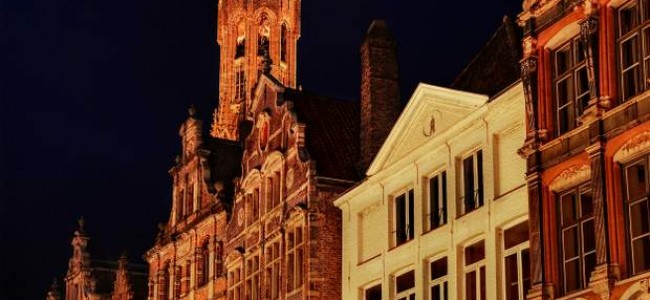 Belgija. Lankytinos vietos Briugėje