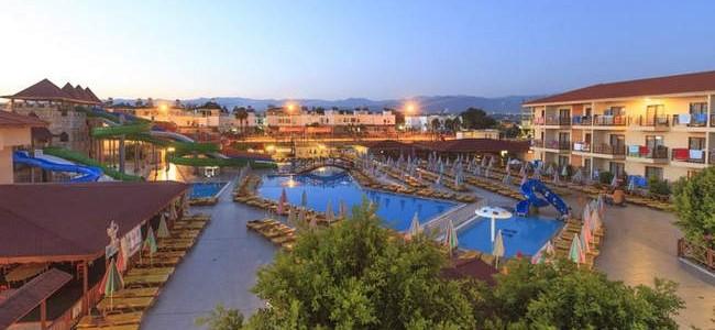 Atostogaukite Turkijoje su vaikais! 7 n. kelionė į EFTALIA VILLAGE 5* su viskas įskaičiuota tik nuo 268 €/asm.