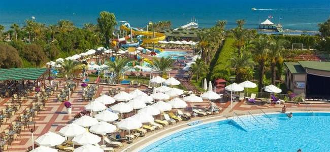 TURKIJA 05.05 ir 06.26/28 d.: HOTEL TURAN PRINCE 5* su viskas įskaičiuota tik nuo 421 €/asm.