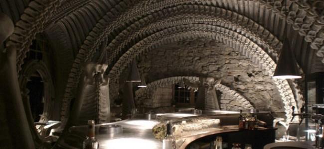 Gigerio baras-muziejus Šveicarijoje – meno ir mokslo sintezė