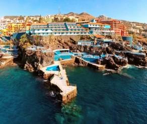 MADEIRA: atostogos Rocamar and Royal Orchid 4* viešbutyje su HB maitinimu tik 579 €