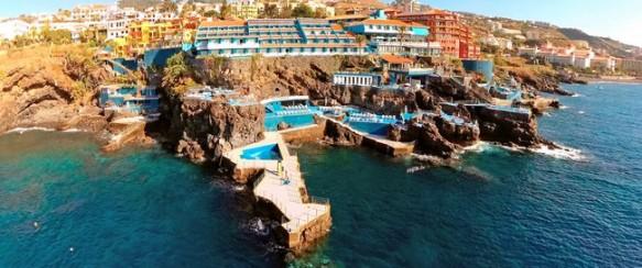 MADEIRA: atostogos Rocamar and Royal Orchid 4* viešbutyje su HB maitinimu tik 562 €