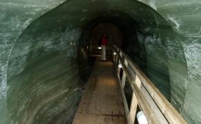 Slovakija. Dobšinska – didžiausias ledo urvas
