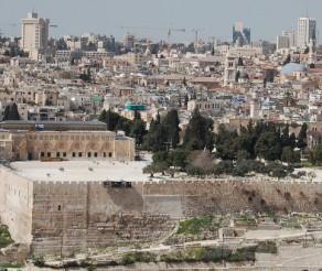 Jeruzalė, Kryžiaus kelias. Patirtys, stiprinančios tikėjimą