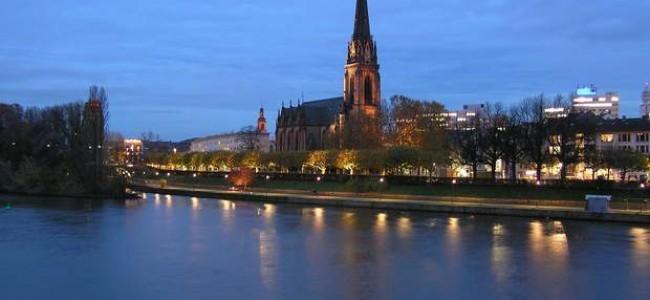 Lankytinos vietos Frankfurte: ką aplankyti ir pamatyti?