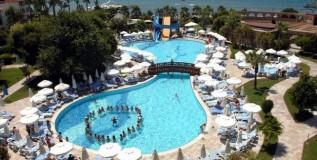 Turkija! 7 n. Palmeras Beach 5* su UAI maitinimu tik nuo 300 €/asm.!