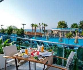 Turkija! Tik 278 €/asm. už 7 n. poilsį tik suaugusiems skirtame SELENE BEACH 5* viešbutyje su UAI maitinimu