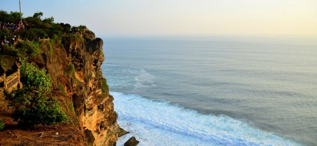 Uluwatu šventykla – Balio salos puošmena