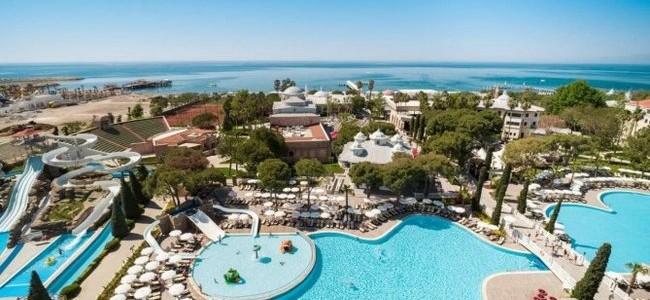 HITAS! Poilsis SWANDOR TOPKAPI PALACE 5* Turkijoje tik nuo 415 €/asm.
