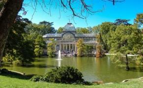 Retiro parkas Madride – tikra laisvalaikio oazė miesto centre