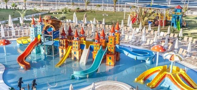 7 n. Turkijos Sea Planet Resort 5* viešbutyje su viskas įskaičiuota tik nuo 295 €/asm.