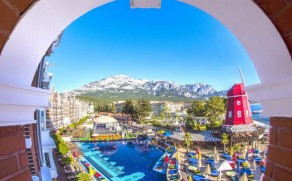 TURKIJA: Orange County Resort Hotel Kemer 5* tik nuo 554 €/asm.