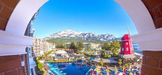 TURKIJA: Orange County Resort Hotel Kemer 5* tik nuo 502 €/asm.