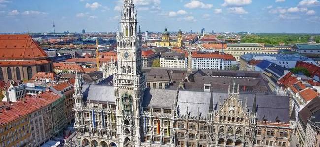 Frankfurtas, Miunchenas ir Hamburgas – 3 miestai Vokietijoje, kuriuos privalu aplankyti