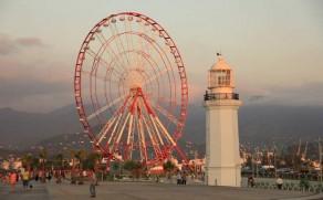 Batumio kurortas Gruzijoje: 5 S. Banditos patarimai, kuriuos privalo patirti kiekvienas poilsiaudamas Batumyje