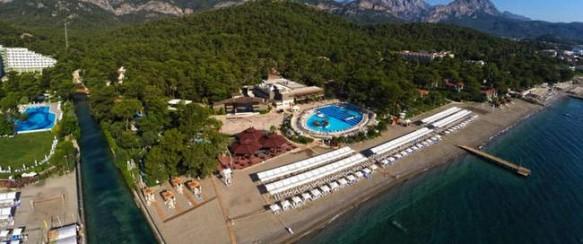 AKCIJA! 7 n. kelionė į Turkiją, puikiame Kimeros Holiday Village 5* viešbutyje su UAI tik nuo 487 €/asm.