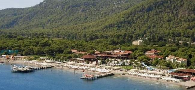 Savaitė puikiame Crystal Flora 5* viešbutyje Turkijoje su UAI tik nuo 423 €/asm.