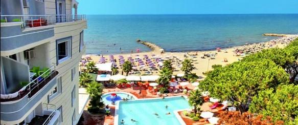 ALBANIJA VASARĄ! Atostogos MELI HOLIDAY 4* viešbutyje su AI maitinimu tik nuo 469 €/asm.