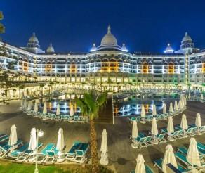 Kelionių mugė tik iki 01.31 d. TURKIJA VASARĄ ir RUDENĮ! 7 n. Diamond Premium Hotel 5* su UAI maitinimu tik nuo 382 €/asm.