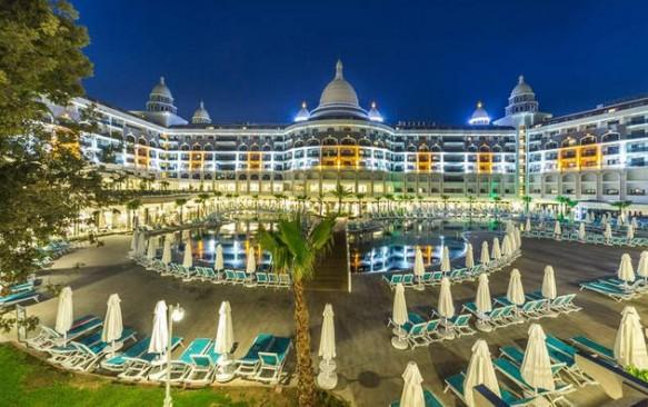 TURKIJA! 7 n. Diamond Premium Hotel 5* su UAI maitinimu tik nuo 218 €/asm. už 7 n. arba nuo 469 €/asm. už 11 n.
