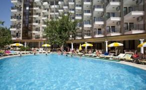 7 n. MONTE CARLO 4* viešbutyje Turkijoje su AI tik nuo 375 €/asm. Vykstame BIRŽELĮ!