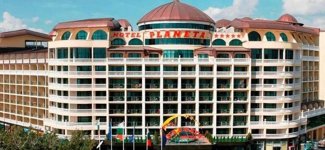 BULGARIJA: atostogos PLANETA HOTEL & AQUAPARK 5* su viskas įskaičiuota