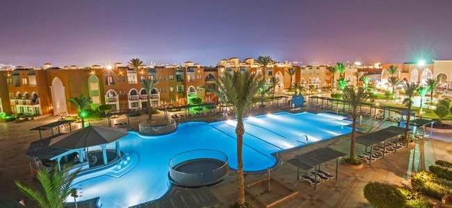 7 n. puikiame Egipto SUNRISE GARDEN BEACH 5* su AI tik nuo 495 €/asm.!