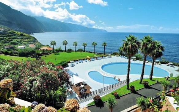MADEIRA! Poilsis Monte Mar Palace 4* su pusryčiais ir vakarienėm tik 502 €/7n.