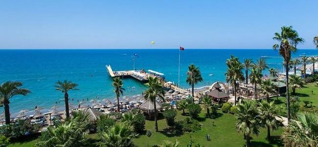 Kelionė į Turkiją VASARĄ: atostogos SAPHIR HOTEL 4* su AI+ tik nuo 429 €/asm.