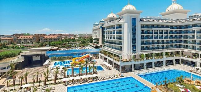7 n. kelionė į Turkiją: Side La Grande Resort 5* su viskas įskaičiuota tik nuo 379 €/asm.