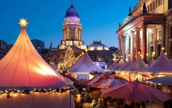 Kalėdos Europoje: įspūdingiausi kalėdiniai miesteliai