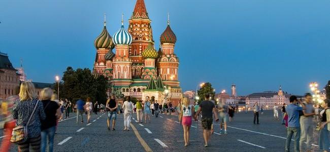 Raudonoji aikštė Maskvoje – vienas iš įdomiausių lankytinų objektų