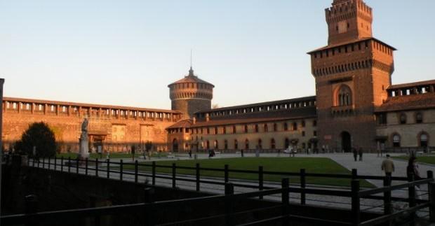 lankytinos vietos Milane