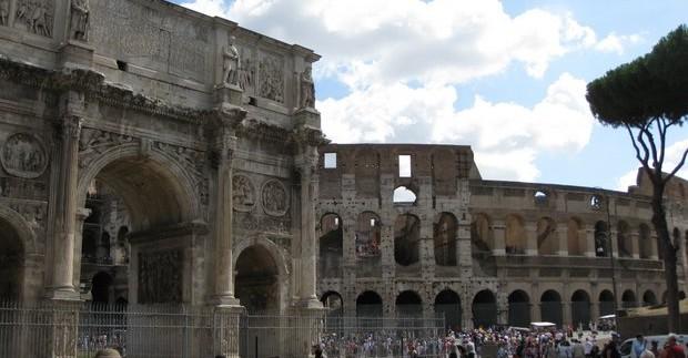 10 populiariausių lankytinų vietų Romoje