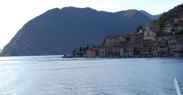 Idėja keliaujantiems Milano kryptimi: Iseo ežeras