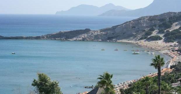Koso salos paplūdimiai