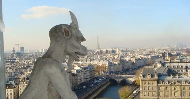 lankytinos vietos Paryžiuje