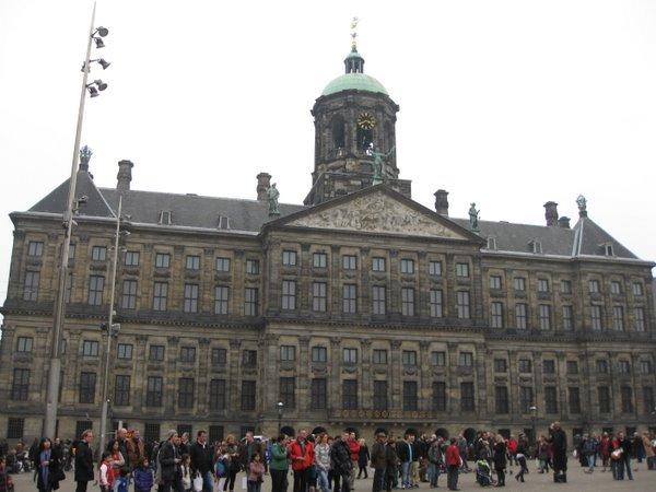 Lankytinos vietos Amsterdame
