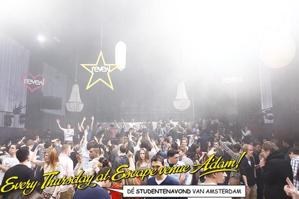 Amsterdamo naktiniai klubai