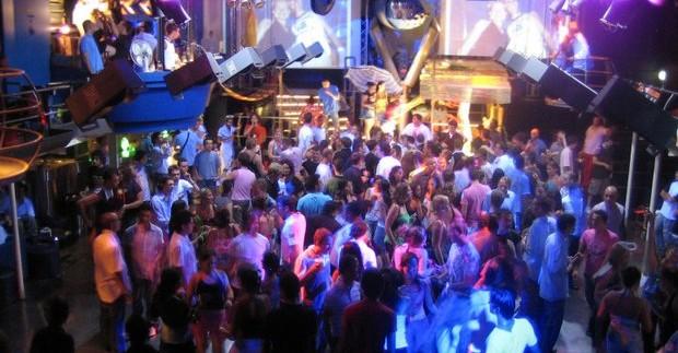 Populiariausi naktiniai klubai Amsterdame