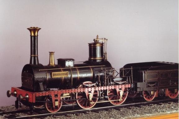 Belgijos geležinkelių muziejus